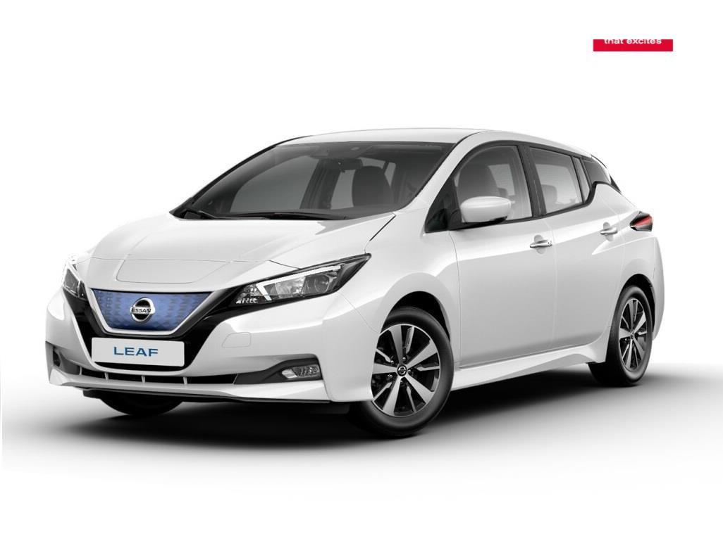 Nissan Leaf Acenta 40 kwh snel leverbaar