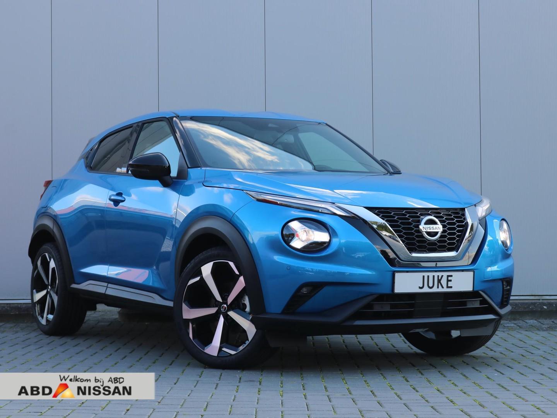 Nissan Juke 1.0 dig-t tekna