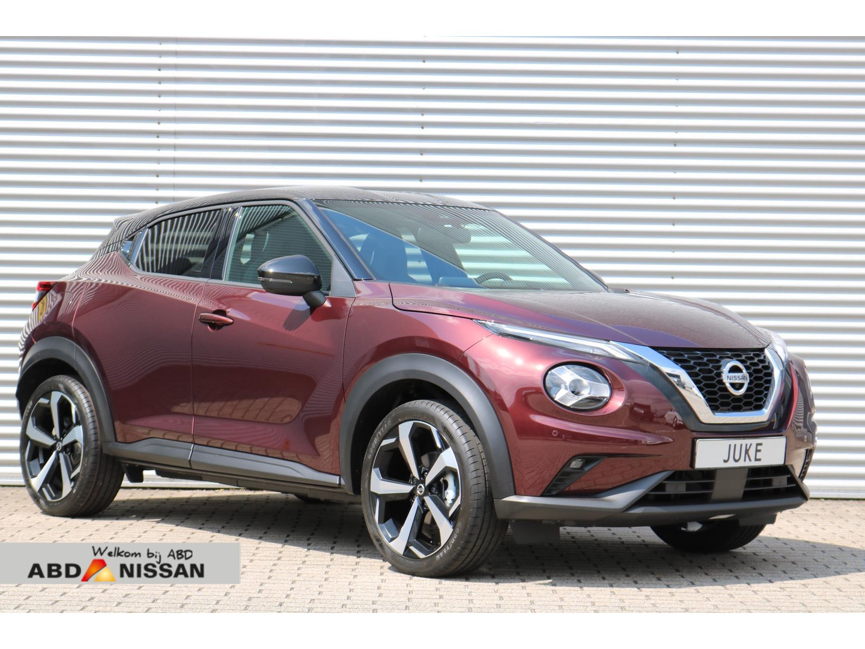 Nissan Juke 1.0 dig-t dct tekna