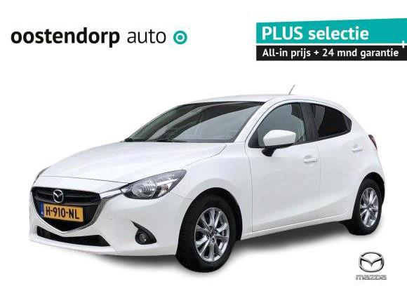 Mazda 2 1.5 skyactiv-g ts automaat