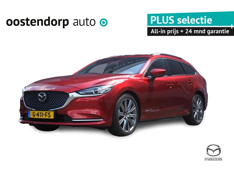 Mazda 6 Sportbreak 2.0 skyactiv-g signature