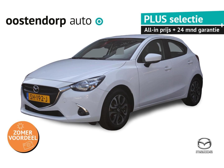 Mazda 2 1.5 skyactiv-g dynamic+