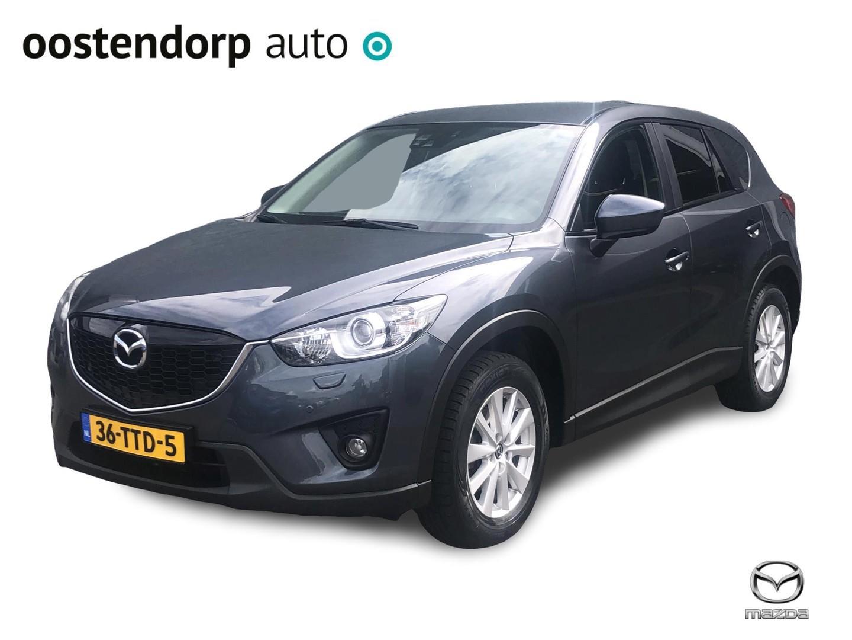 Mazda Cx-5 2.0 ts+ lease pack 2wd / trekhaak