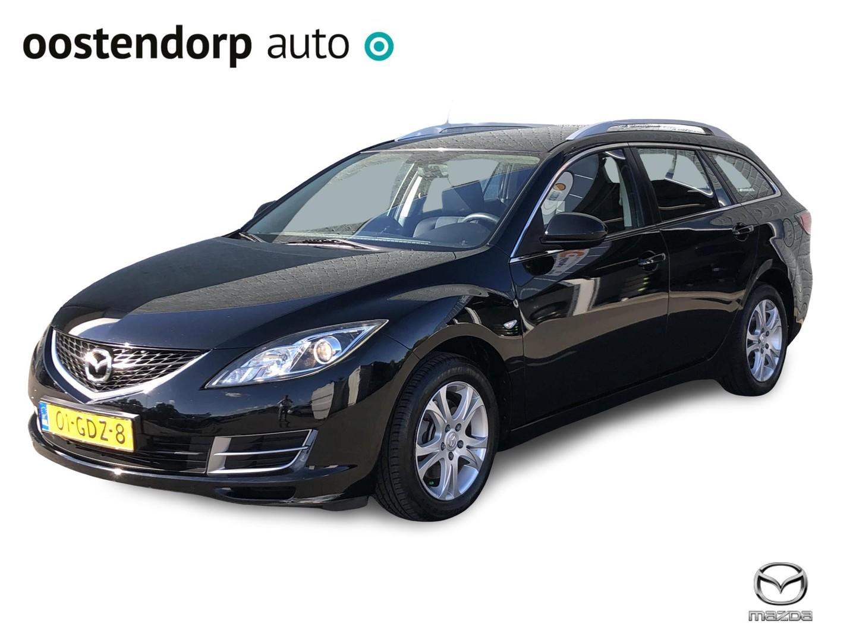 Mazda 6 Sportbreak 1.8 exclusive trekhaak
