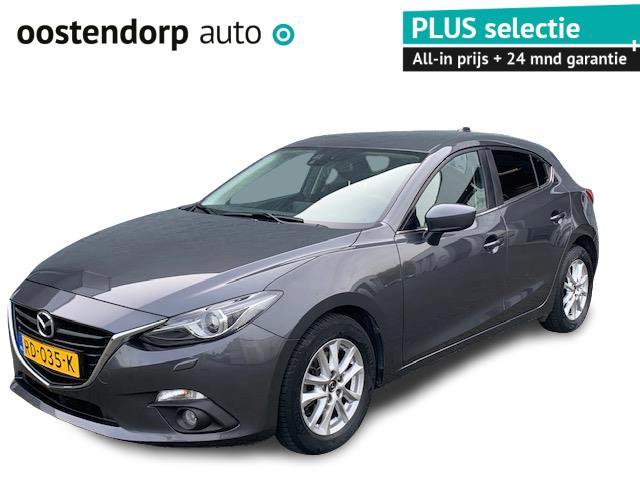 Mazda 3 2.0 ts+ navigatie / pdc achter / automatische airco