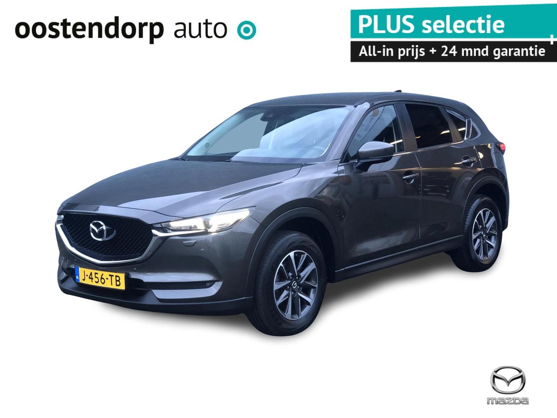 Mazda Cx-5 2.0 skyactiv-g 165 ts+ trekhaak