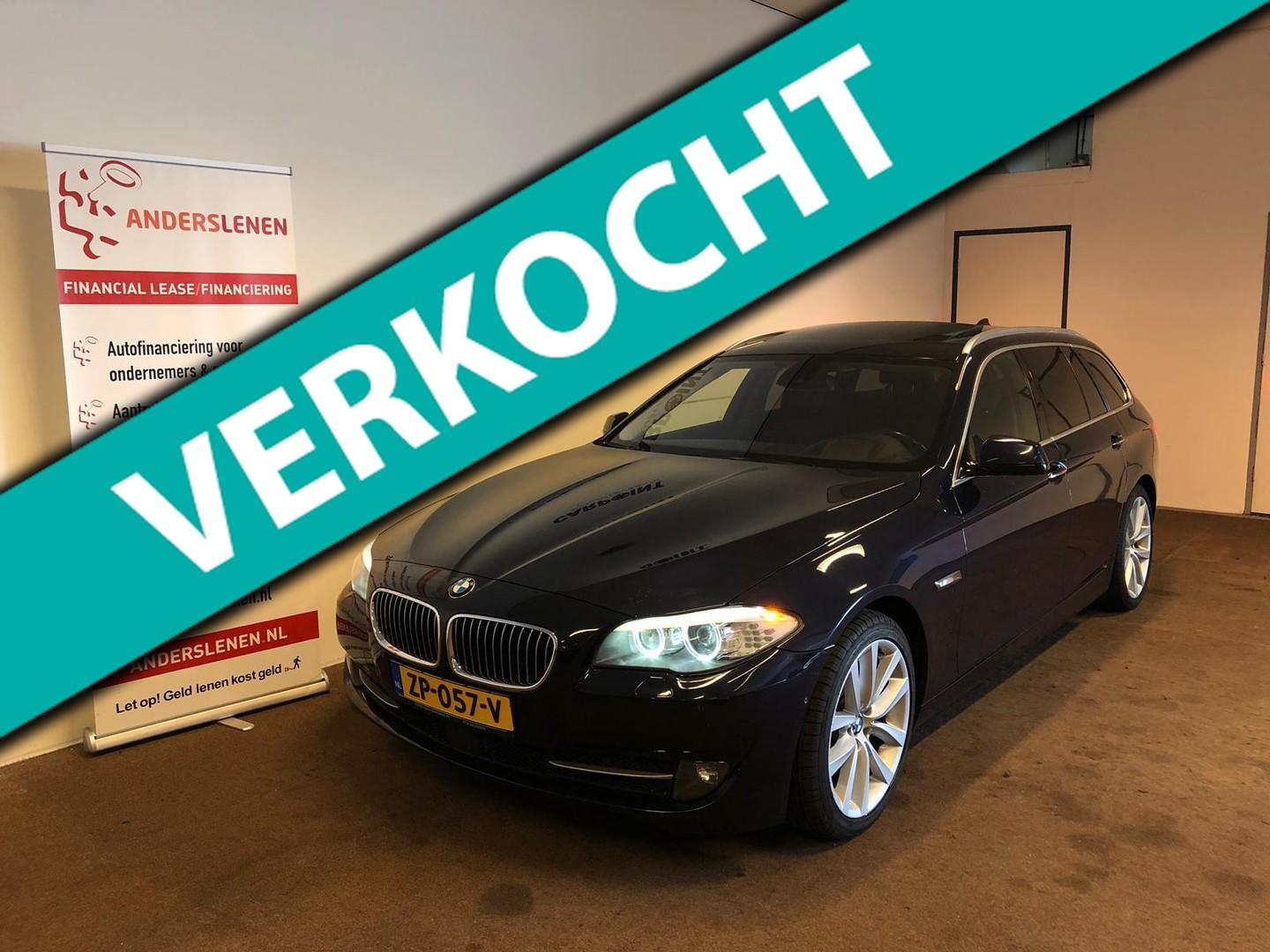 Bmw 5 serie Touring 530d high executive 2011 panodak*adap cruise contr*headup display*volle uitv