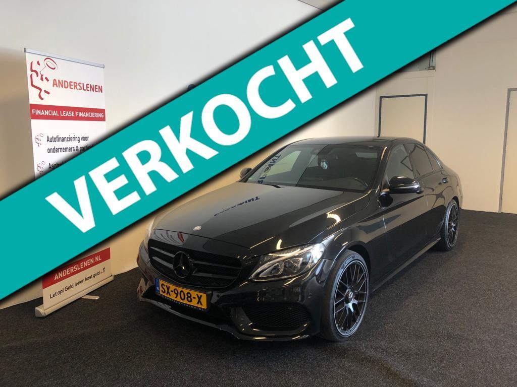 Mercedes-benz C-klasse 250 cdi prestige amg pakket*vol opties*automaat*leer*navi*xenon