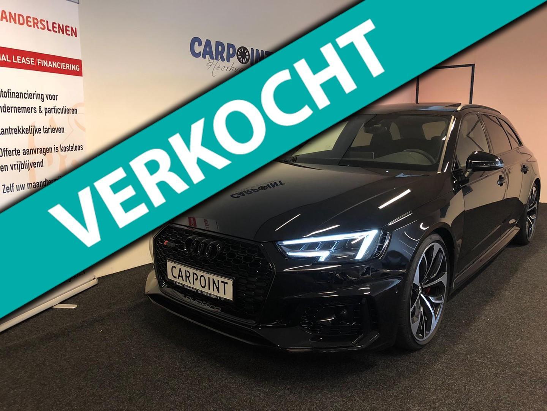 Audi A4 Avant 2.9 tfsi rs4 quattro 2019 virtual *massage stoelen*360 camera*vol vol vol