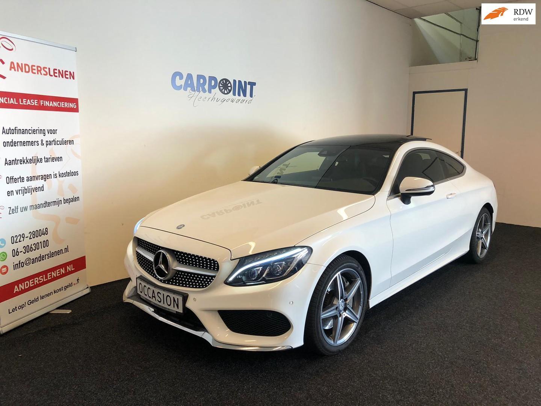 Mercedes-benz C-klasse Coupé 250 prestige 2016 amg pakket*panodak*nieuwstaat*1e eig*dealer o.h