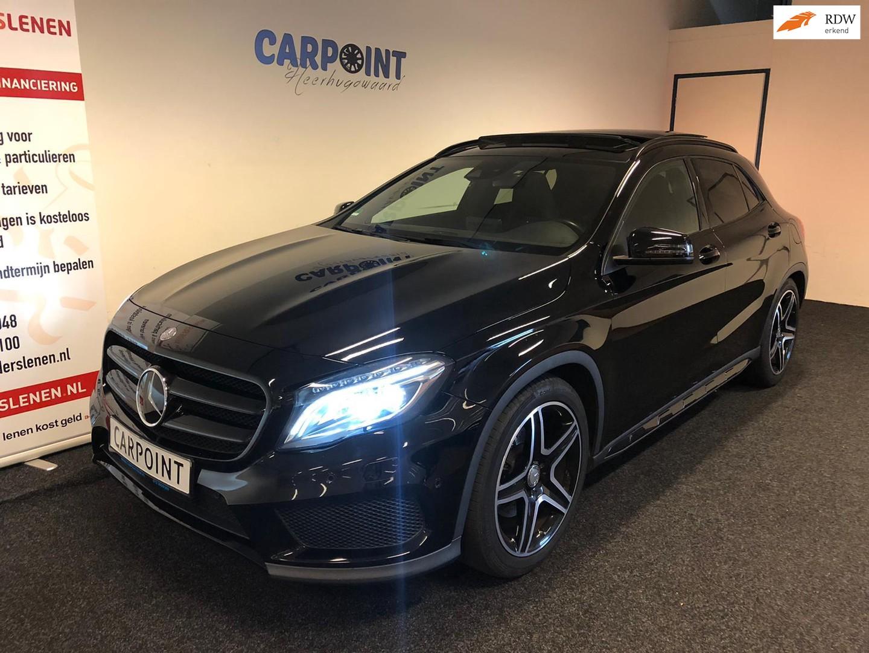 Mercedes-benz Gla 250 business 2016 amg* panodak*night*camera*dealer o.h