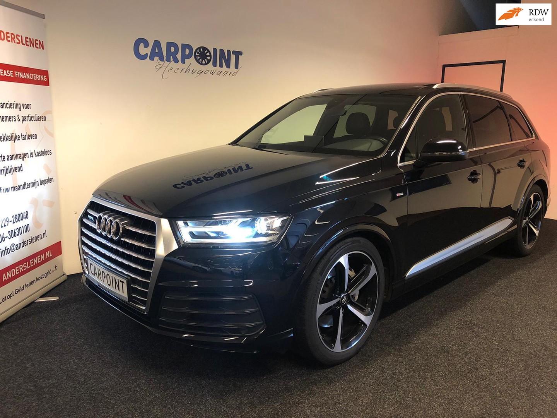 Audi Q7 3.0 tdi quattro pro line s 7p 2017 virtual 2x s-line nieuwstaat