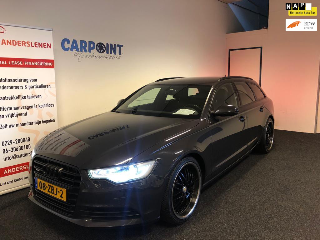 Audi A6 Avant 2.8 fsi quattro pro line business automaat 2012 2e eig orig nl*vol historie compleet