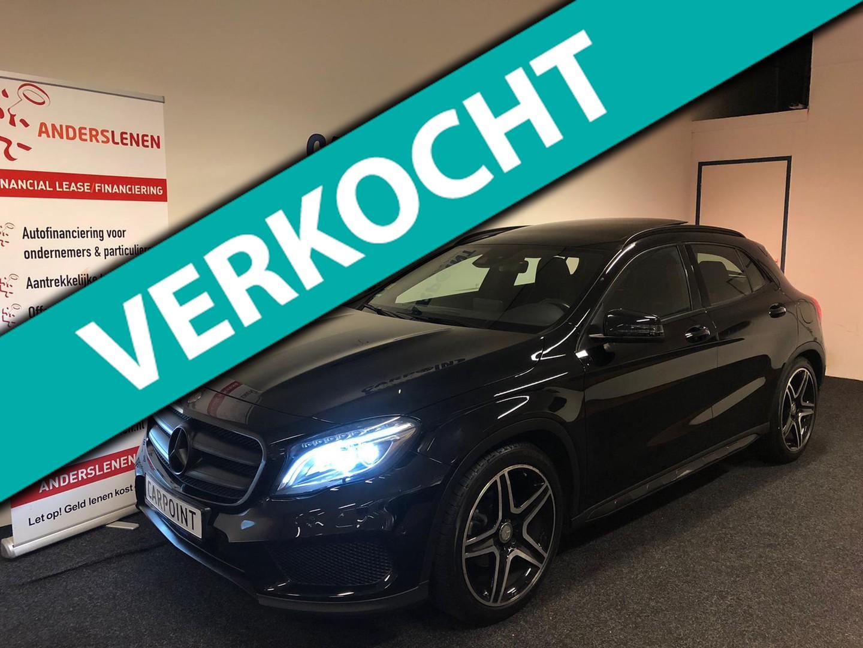 Mercedes-benz Gla 200 ambition 2015 facelift *amg night*camera*panodak*volle uitvoering