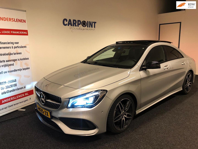 Mercedes-benz Cla-klasse 200 ambition 2018 amg pano*night*camera*sfeer*garantie 2023!