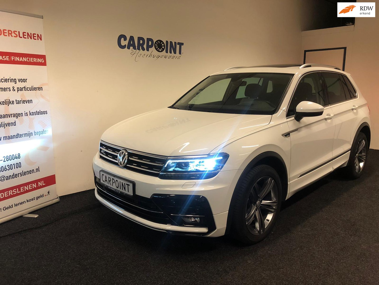Volkswagen Tiguan 2.0 tsi 4motion highline 2017 r-line dsg*panodak*head up*virtual*ergo active