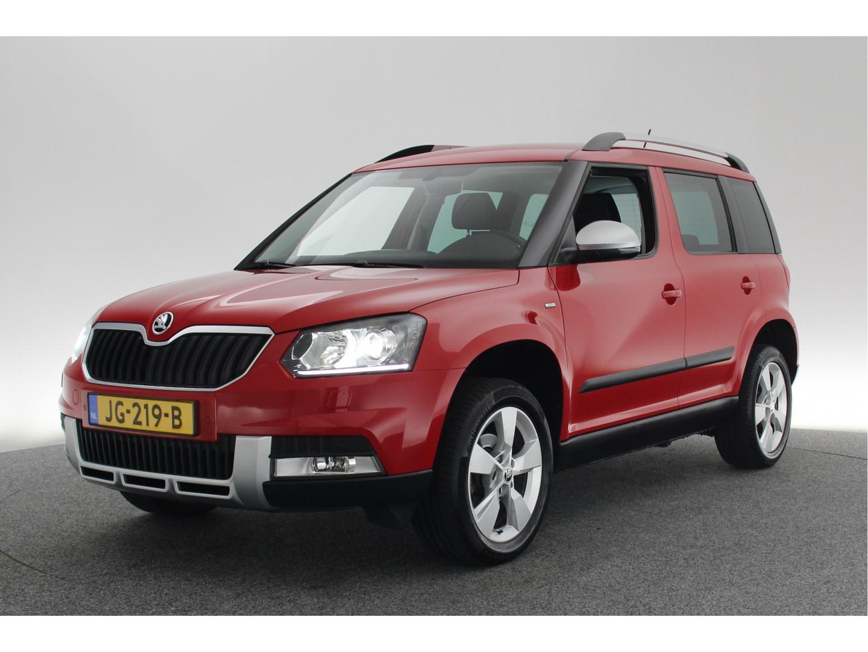 Škoda Yeti Outdoor 1.4 tsi 122 pk 7-dsg joy clima / navi / cruise / xenon / trekhaak