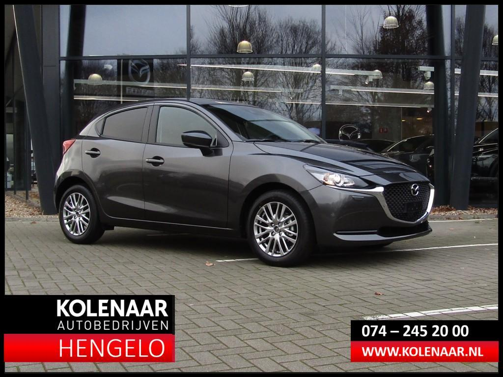 Mazda 2 Eur 2.450 voordeel 1.5i style selected my 2020m hy brid apple car