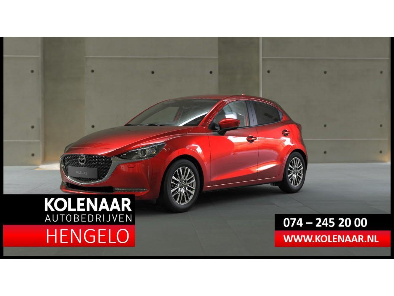 Mazda 2 1.5i style selected eur 2.450 voordeel my 2020 m hybrid apple car