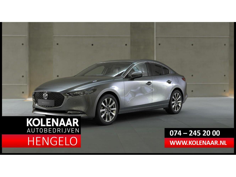 Mazda 3 2.0i luxury i-activesense €3250 voordeel!!