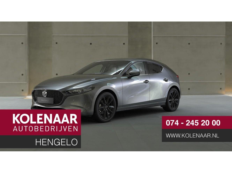 Mazda 3 2.0 sky-x 180pk luxury inclusief €1500 inruilpremie!