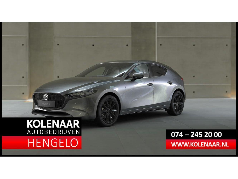 Mazda 3 2.0 sky-x luxury inclusief €1500 inruilpremie!