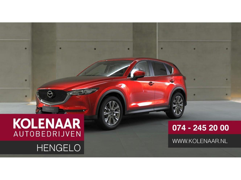 Mazda Cx-5 2.0i style selected my2020 navi/leder/bose/inclusief totaal voordeel van €5495!!