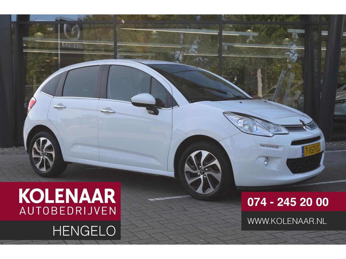 Citroën C3 1.2 puretech business 80pk