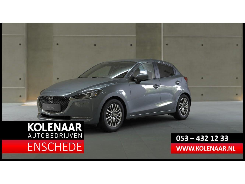 Mazda 2 Eur 2.450 voordeel 1.5i style selected my 2020