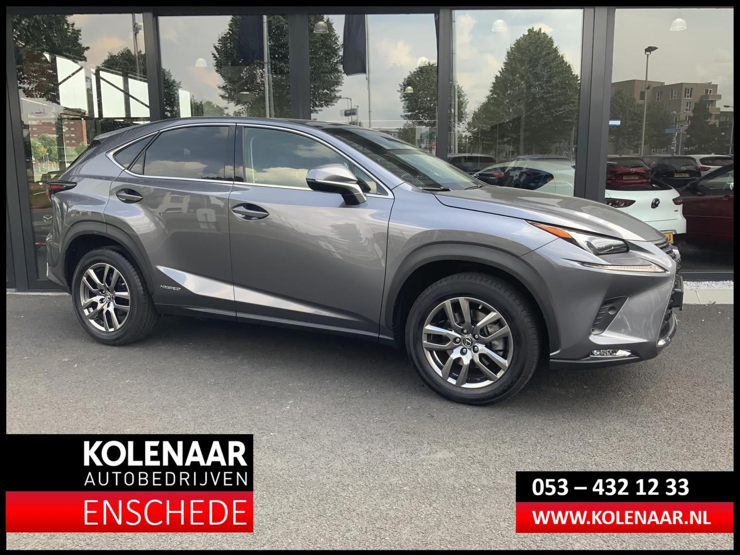 Lexus Nx 300h awd luxury line panoramadak
