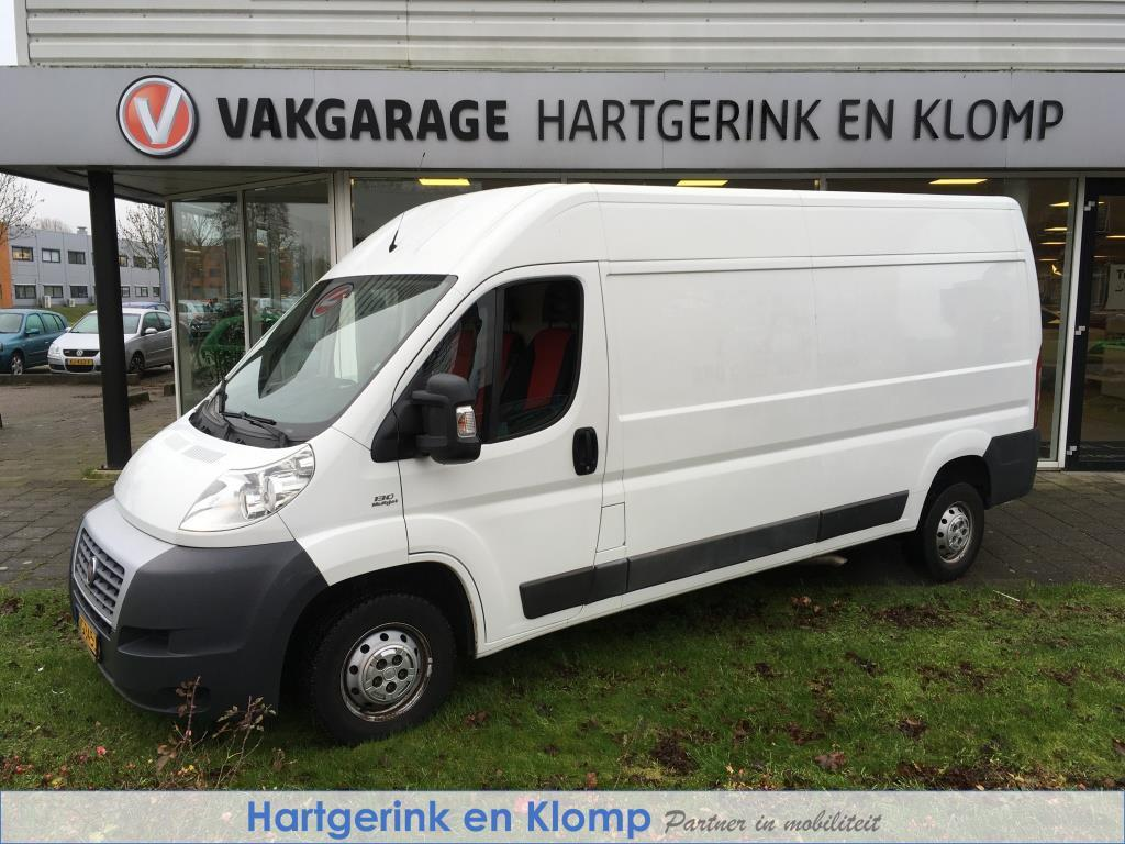 Fiat Ducato 2.3 mj l3h2 met trekhaak / camera