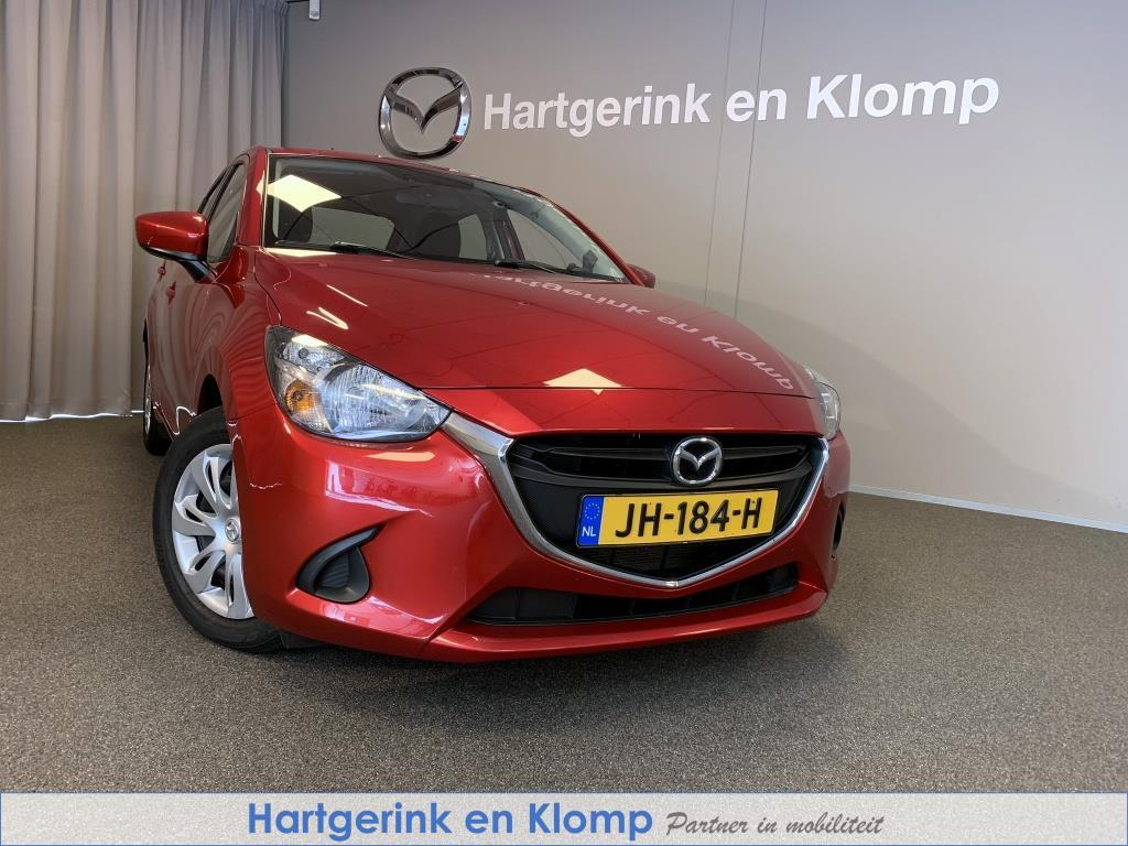 Mazda 2 1.5 ts comfort pack automaat