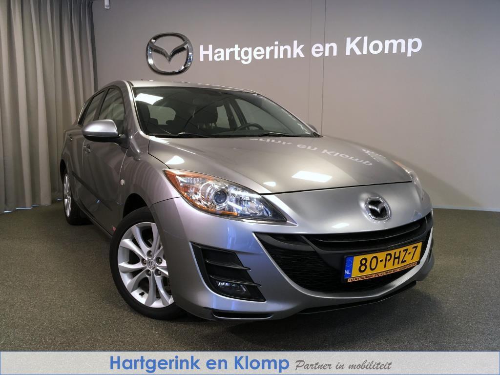 Mazda 3 Lente-actie: 1.6 gt-m line: dealer onderhouden