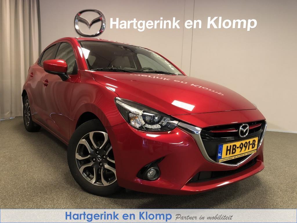 Mazda 2 1.5 skylease gt