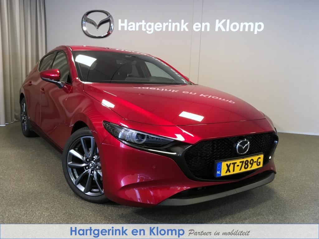 Mazda 3 Lente-actie: 2.0 luxury i-actvisense automaat