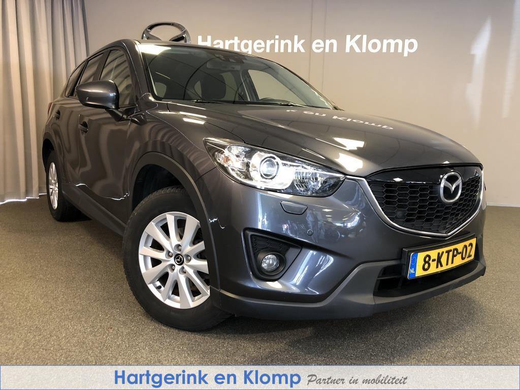 Mazda Cx-5 2.0 skylease+: trekhaak en camera