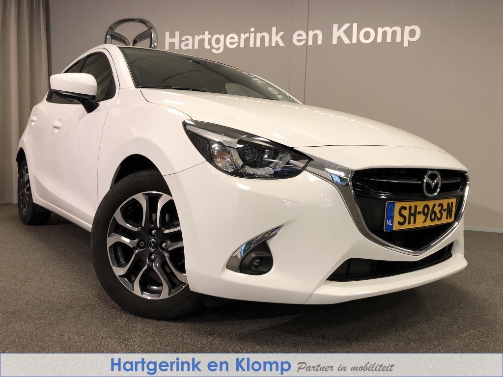 Mazda 2 Verkocht 1.5 gt-m: dealer onderhouden
