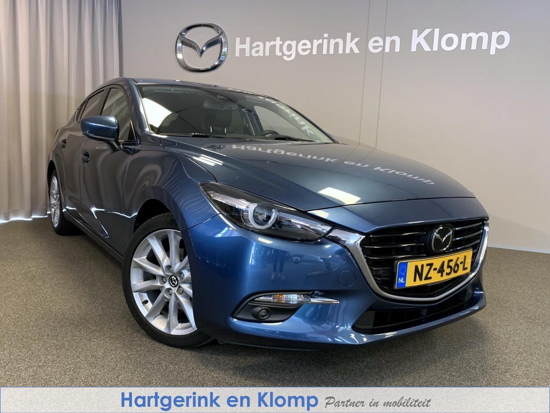 Mazda 3 2.0 gt-m: dealer onderhouden