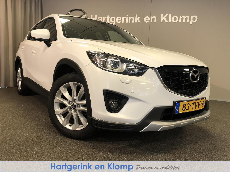 Mazda Cx-5 2.0 ts+ lease pack / trekhaak: dealer onderhouden