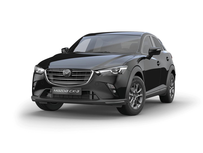 Mazda Cx-3 Sport selected suv