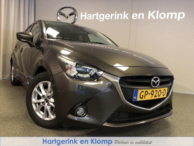 Mazda 2 1.5 ts+: dealer onderhouden