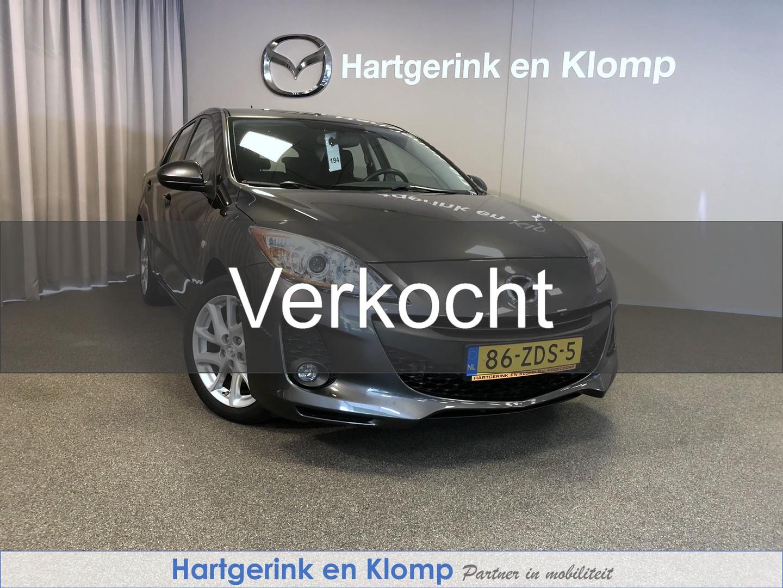 Mazda 3 2.0 navigator automaat : dealer onderhouden