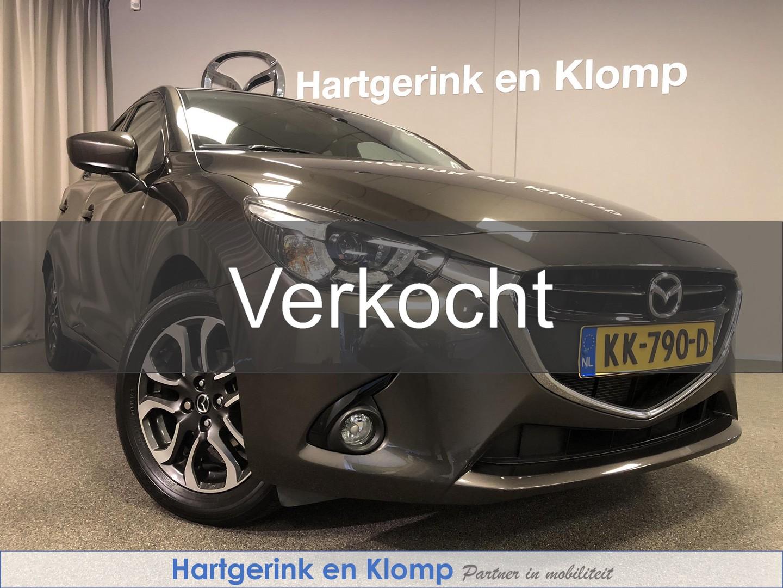 Mazda 2 1.5 gt-m: dealer onderhouden