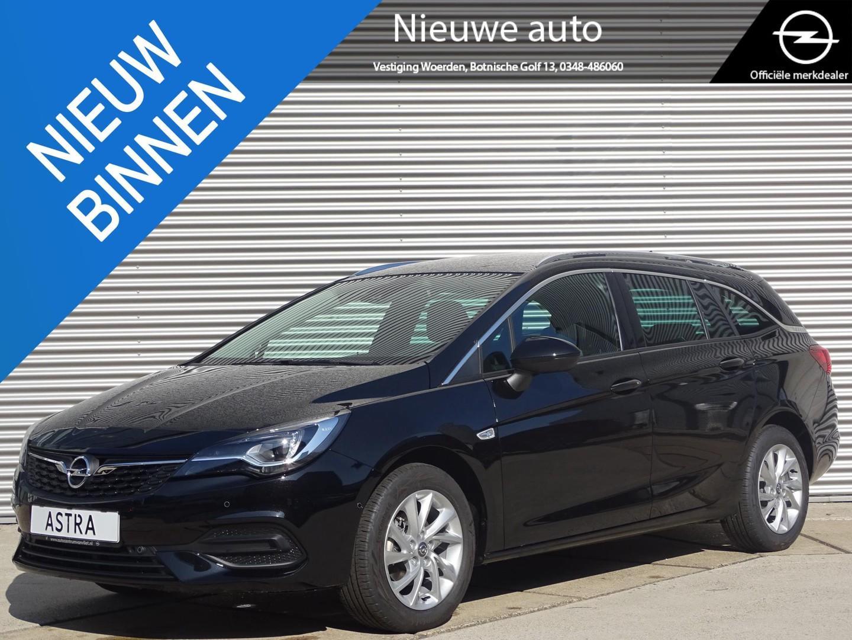 Opel Astra Sports tourer 1.2 turbo elegance agr-stoelen