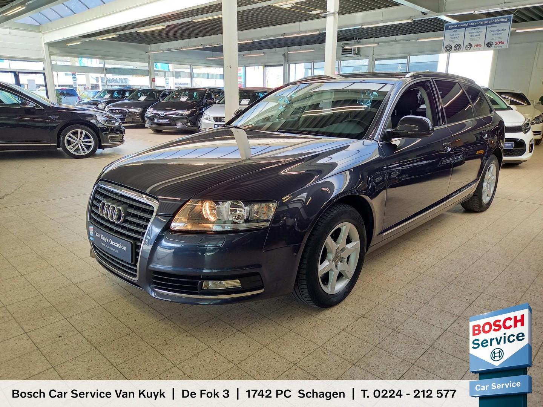 Audi A6 avant 2.0 tfsi business edition automaat / navi / stuurwiel-multifunctioneel / cruise-control / climate-control / elktr-pakket / pdc / lmv 16' / enz.