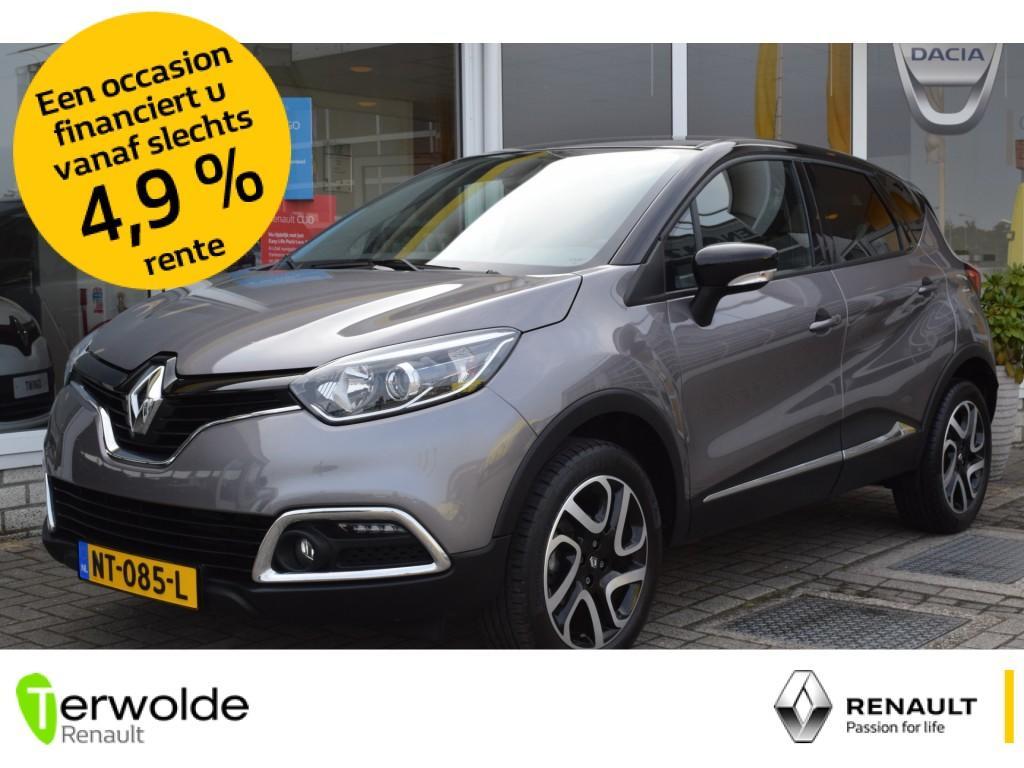Renault Captur 0.9 90 pk tce barista