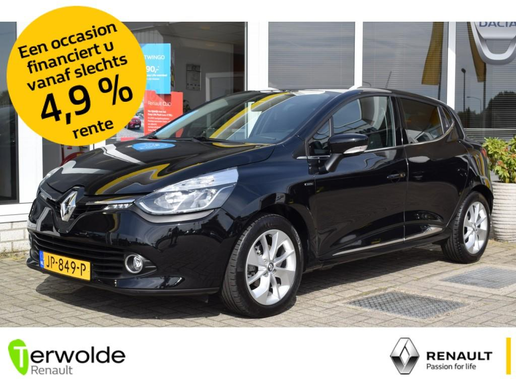 Renault Clio 0.9 tce eco2 limited