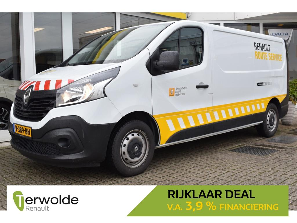 Renault Trafic 1.6 dci 126 pk l2h1 comfort energy