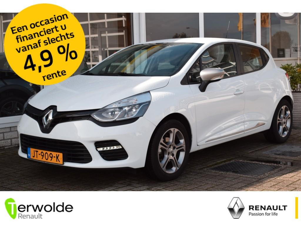 Renault Clio 0.9 tce expression gt-line