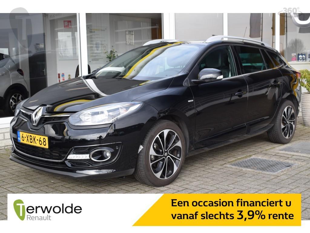 Renault Mégane Estate 1.2 tce bose